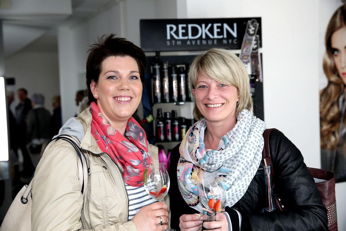 Eröffnung im neuen Laden in Horhausen